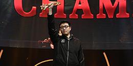 黄金超级联赛第一赛季落幕 RNGLeaoh夺冠